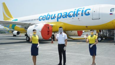 Photo of Preparing for the 'new normal': Cebu Pacific introduces measures for contactless flights