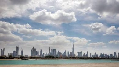 Photo of UAE forecasts humid, cloudy weather this weekend