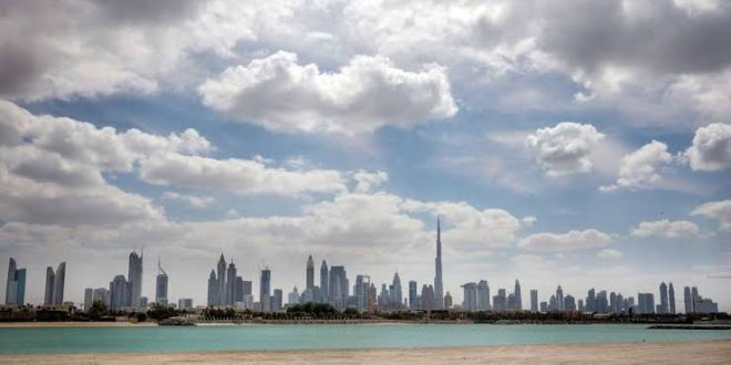 UAE forecasts humid, cloudy weather this weekend