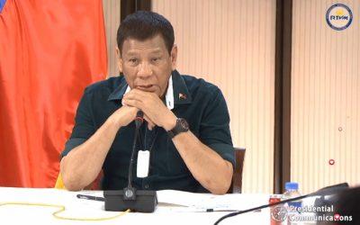 Malacañang to review Anti-terror bill