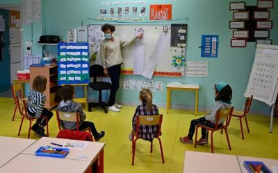 France reports 70 new coronavirus cases in schools following scheduled reopening for over 1 million kids