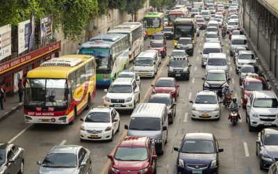 Metro Manila, Luzon under heavy traffic as modified community quarantine begins