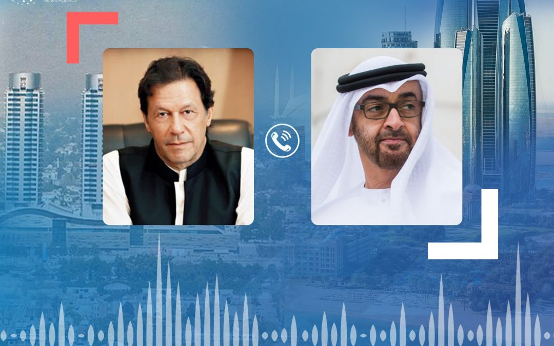 Sheikh Mohamed bin Zayed offers condolences to Pakistani PM on victims of Karachi's air crash