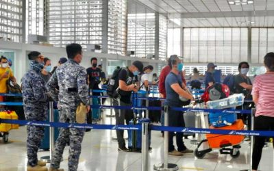LGUs agree to implement home quarantine for returning OFWs