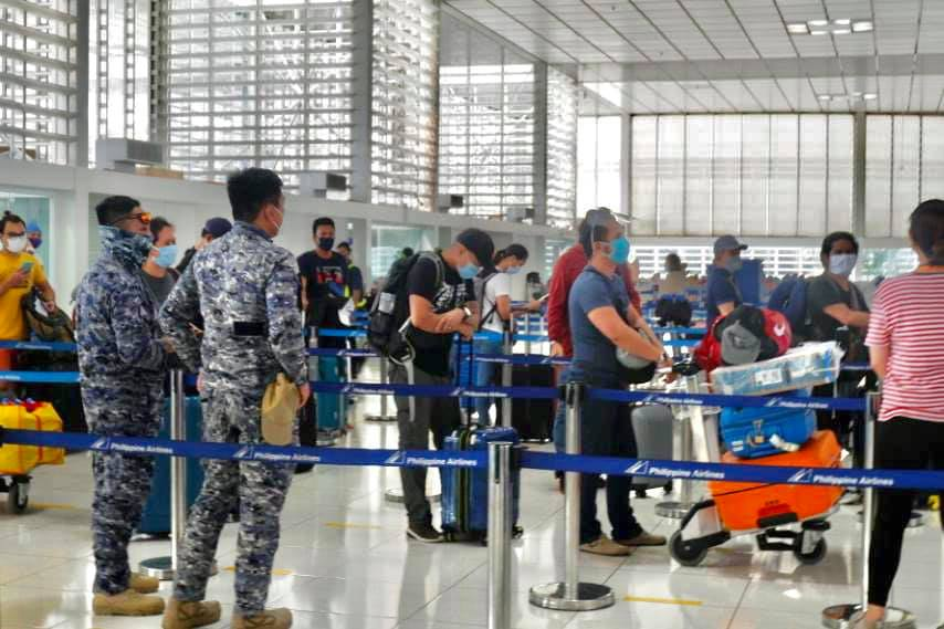 Duterte orders LGUs to accept returning OFWs back to home provinces
