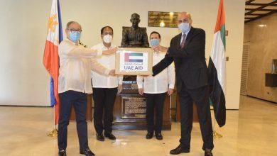 Photo of 'Shukran, UAE': DFA thanks UAE for sending medical aid plane