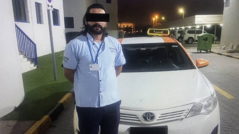 Taxi driver arrested in Sharjah for performing road stunts in video