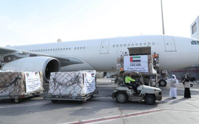 WATCH: UN facilitates sending of ventilators, medical aid from UAE to support COVID-19 response in the occupied Palestinian territory