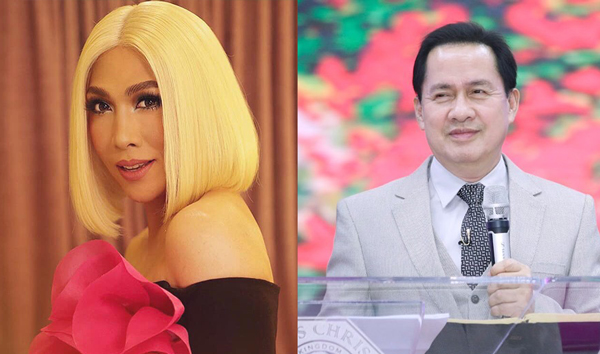 "Pastor Quiboloy tells Vice Ganda: ""I hope that you learned your lesson."""