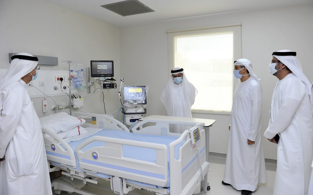 Several Dubai hospitals now rid of COVID-19 cases – official