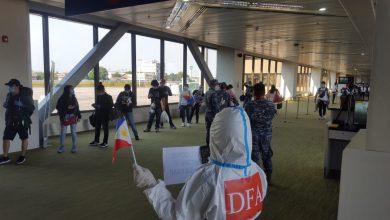 Photo of DFA repatriates 221 overseas Filipinos from Dubai