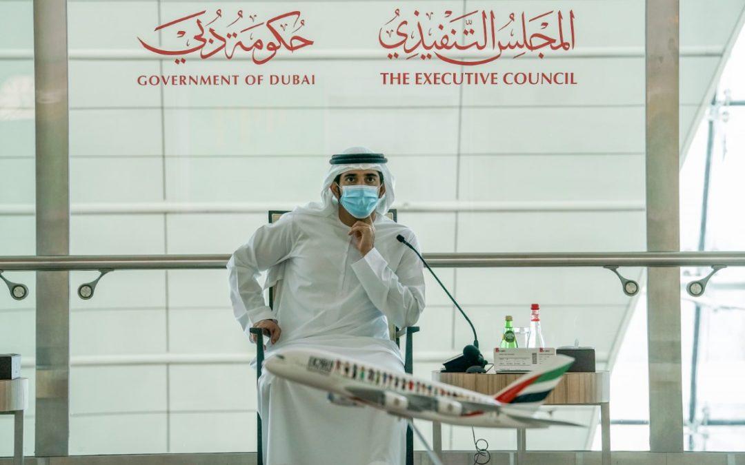 Sheikh Hamdan bin Mohammed commends Dubai's forward-looking vision for post COVID-19 era