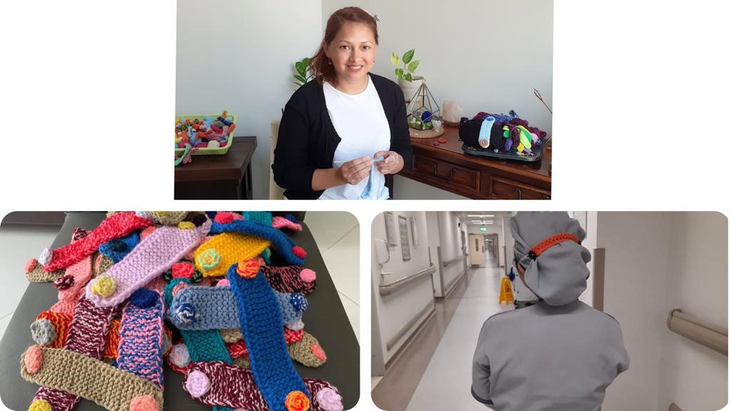 'WE CAN USE OUR TALENT TO HELP': Dubai-based Filipina crochets ear savers for frontliners