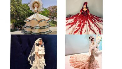Photo of MALIKHA: UAE-based Filipino designers show off world-class talent by designing gowns for dolls