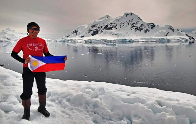 Photo of UAE-based Filipino traveler who circumnavigated the world shares wanderlust journey