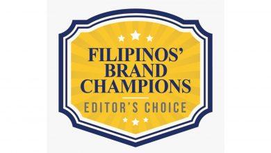 Photo of Filipinos' Brand Champions: Editor's picks