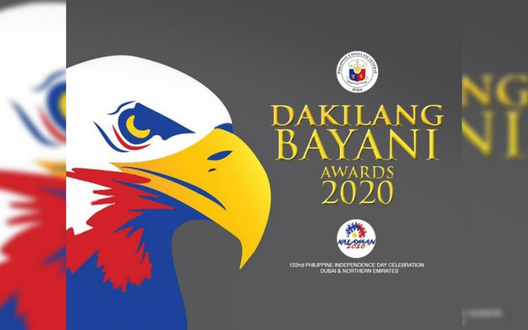 PH Consulate in Dubai to recognize next generation of Dakilang Bayani awardees