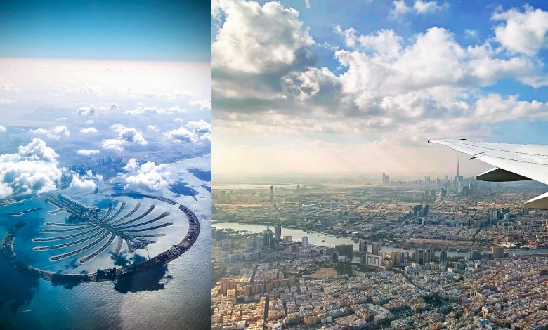 Photo of VIEW FROM THE TOP: Emirates shares breathtaking photos of Dubai from the skies