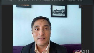 Photo of ConGen Cortes praises PICPA-Dubai's mission of promoting Filipino image of professionalism in UAE