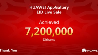 Photo of Huawei reaches AED 7.2M during Eid Live Sale