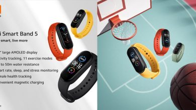 Photo of LOOK: Xiaomi releases Mi Smart Band 5 in UAE