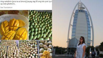 Photo of Dubai OFW proves 'may kabuhayan sa kabukiran, kabayan'