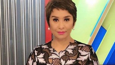 Photo of Ces Drilon one of the first employees fired by ABS-CBN following franchise denial