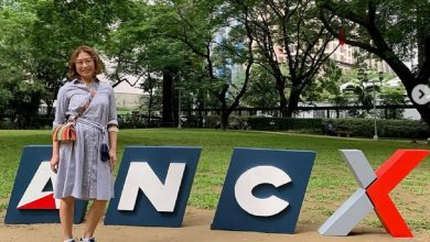 Photo of Ces Drilon one of the first employees let go by ABS-CBN following franchise denial