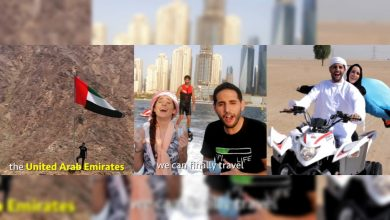Photo of WATCH: Internet celebrity Nas Daily showcases UAE as safest country to visit for tourists