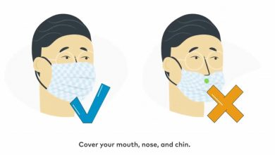 Photo of WATCH: World Health Organization shares safety tips on wearing cloth masks