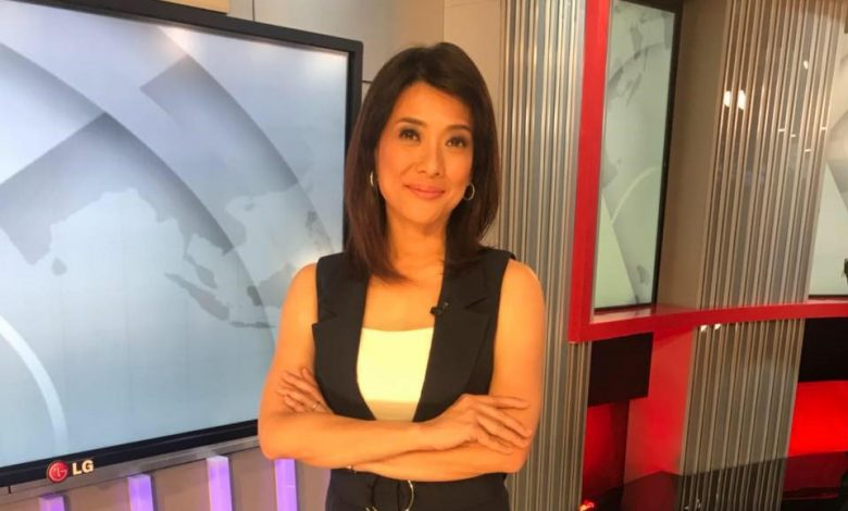 Bernadette Sembrano retrenched as field reporter, remains