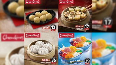 Photo of Chowking's 'Chow to Go' dimsum bundles ready within minutes