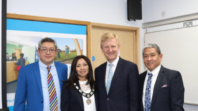 Photo of Get to know the first Filipina elected as town mayor in England