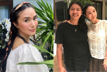Photo of Heart Evangelista buys her Pinay fan in Dubai a ticket home