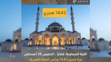 Photo of Sharjah announces likely date for UAE's 2020 Hijri New Year holiday