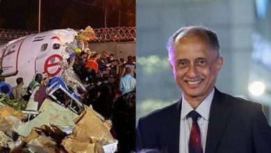 Photo of Pilot killed in Kerala plane crash was a decorated ex-Air Force pilot; co-pilot just got married last year