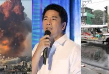 Photo of Willie Revillame pledges P5 M to jeepney drivers, kin of OFWs killed in Beirut explosion