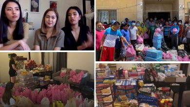 Photo of Pinay flight attendants join forces to help OFWs affected by pandemic