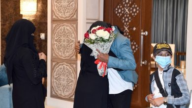Photo of WATCH: Family reunited in UAE after 15 years of separation