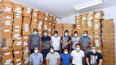 Photo of Sharjah Police nabs 11 men for stealing 662 laptops worth AED2.4M(Php31.7M)