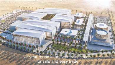 Photo of Soon to rise: Dubai's 100-hectare wholesale market