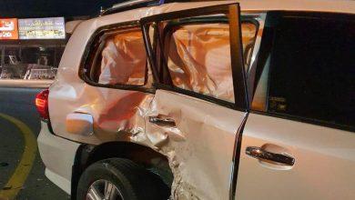 Photo of Fatal crash in Ras Al Khaimah kills an Asian motorcyclist