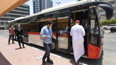 Photo of RTA resumes Dubai-Sharjah bus transport routes from September 27