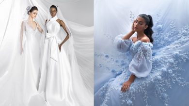 Photo of LOOK: Dubai-based Filipino designer creates simplistic yet classy gowns for intimate weddings for new norm