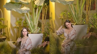 Photo of 'May nanalo na': Jinkee Pacquiao wows netizens with 'plantita' game