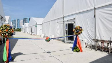 Photo of NCR's biggest quarantine facility with 525-bed capacity opens