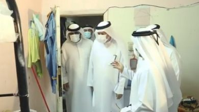 Photo of WATCH: Sharjah orders eviction of 60 houses following safety complaints