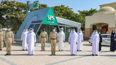 Photo of 'Walk-in' Smart Police Station (SPS) in now open in Dubai Silicon Oasis
