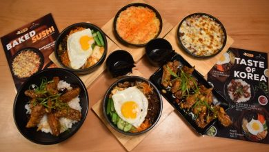 Photo of Experience the Taste of Korea at Teriyaki Boy and Sizzlin' Steak in Hamdan, Abu Dhabi