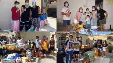 Photo of OFW victim of Satwa fire: We got so much help, we had to donate some to others in need